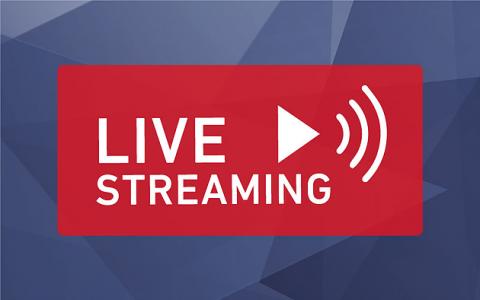 Tekst Live Streaming