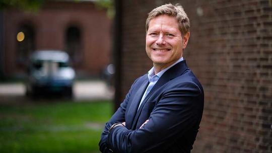 Sveinung Skule, tidligere direktør i Kompetanse Norge, er ny leder for HK-dir. Foto: Kompetanse Norge.